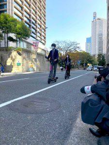 PSE株式会社mobby ride